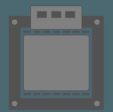Контактная клемма SP HVL00 арт.1692701