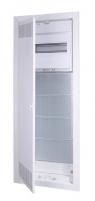 Щит металлопластик. ECG 70Н COMBO4/1-I (12+2мод, 1ряд., 4м.п., перф.метал.двер.) арт. 001100229