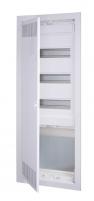 Щит металлопластик. ECG 70Н COMBO2/3-I (36+6мод, 3ряд., 2м.п., перф.метал.двер.) арт. 001100231