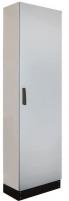Шкаф металлический HXS300 2-12 PH1 (В1850хШ550хГ300, цоколь 100мм, 1дв., IP65) арт. 001325102
