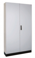 Шкаф металлический HXS300 4-12 PH1V1 (В1850хШ1050хГ300, цоколь 100мм, М.П., 2дв., IP55) арт. 001325504
