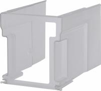 3-полюсный держатель для шин 5-10мм. и 20мм. или 30мм. ширины арт.1696001