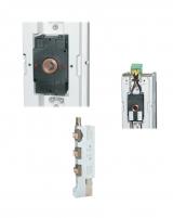 Держатель-разьединитель SL00/100 3P M8 150/5 Kl.1 арт.001693000