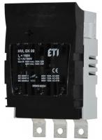 Разъединитель HVL-P EK 00 3p 160A OS00 6-50 арт.1701261