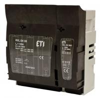 Разъединитель HVL EK 00 4p 160A BT00 10-70 арт.1701431