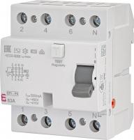 Реле дифференциальное (УЗО) 4р EFI-P4 63/0,5 тип AC (10kA) арт. 002061643