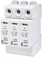 Ограничитель перенапряжения ETITEC EM T2 PV 1500/15 Y (для PV систем) арт. 002440625