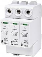Ограничитель перенапряжения ETITEC EM T2 PV 1500/15 Y RC (для PV систем) арт. 002440626