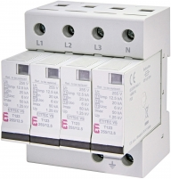 Ограничитель перенапряжения ETITEC VS T123 255/12,5 (4+0) арт. 002442924