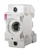 Держатель предохранителя PFB D01 1p LED (16А, E14) арт. 002510012