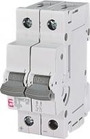 Авт. выключатель ETIMAT P10 DC 2p B 2A (10 kA) арт. 00260220101