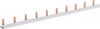 Шина питания IZS 16/1F/37 (16мм2, 1P, 0.98м, Pin, 37mod.) арт. 002921250