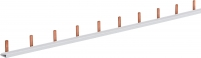 Шина питания IZS 16/1F/28 (16мм2, 1P, 0.98м, Pin, 28mod.) арт. 002921260