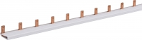 Шина питания IZS 50/1F/28 (50мм2, 1P, 0.98м, Pin, 28mod.) арт. 002921261