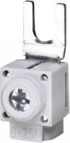 Вводная клемма EFB-25FT-15 (Fork/15мм, верх, 6-25mm2, 80A, 690V AC/1500V DC) арт. 002921280