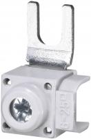 Вводная клемма EFB-25FS-15 (Fork/15мм, сбоку, 6-25mm2, 80A, 690V AC/1500V DC) арт. 002921282
