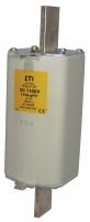 Предохранитель NH-1XL_K gPV  125A 1100V DC (L/R=5ms, с бойком) арт.4110434