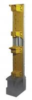 Держатель предохранителя L3-2/1200V/9/KM2G-F/HA/PV (400А DC 1200V) арт.4122042