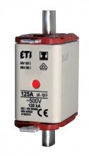 Предохранитель NH-00 ISO/gG 125A 400V KOMBI арт.4192115
