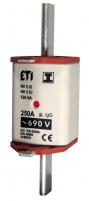 Предохранитель NH-2 C ISO/gG 160A 400V KOMBI арт.4195116