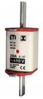 Предохранитель NH-2C ISO/gG 100A 500V KOMBI арт.4195214