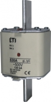 Предохранитель NH-3 ISO/gG 630A 400V KOMBI арт.4196133