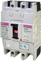 Авт. выключатель EB2 125/3V 20A ((0.63-1)In/(6-12)In) 1000V 3P арт. 004671371