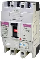 Авт. выключатель EB2 125/3V 50A ((0.63-1)In/(6-12)In) 1000V 3P арт. 004671373