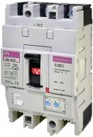 Авт. выключатель EB2 125/3V 100A ((0.63-1)In/(6-12)In) 1000V 3P арт. 004671375