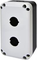 Корпус ESB2 (Standart, 2 отверстия, корпус серо-черный) арт. 004771632