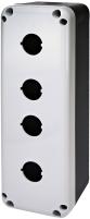Корпус ESB4 (Standart, 4 отверстия, корпус серо-черный) арт. 004771634