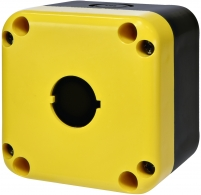 Корпус ESB1Y (Standart, 1 отверстие, корпус желто-черный) арт. 004771635