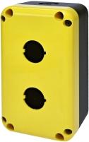 Корпус ESB2Y (Standart, 2 отверстия, корпус желто-черный) арт. 004771636