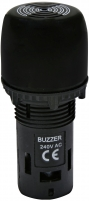 Зуммер EBUZ-240A (220V AC, чёрный) арт. 004771637