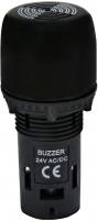 Зуммер EBUZ-024C (24V AC/DC, чёрный) арт. 004771638