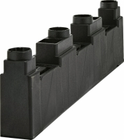 Разъединитель предохранителя HVL1 3P M10-M10 EFM арт.1692562