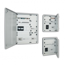 Металлический шкаф 4XN160 2-7  Арт. 1101404