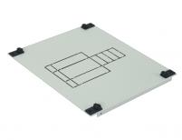 Лицевая панель CP 1-2 E12 M 3P Арт. 1101481