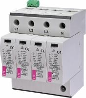 Ограничитель перенапряжения ETITEC B T12 440/12,5 4+0 RC Арт. 2440328