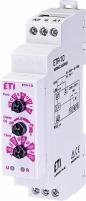 Многофункциональное реле времени ETR-10  24-240V AC/24-75V DC (1x16A_AC1) Арт. 2472200