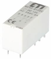 Реле электромеханическое миниатюрное MER2-012 DC 2p Арт. 2473031