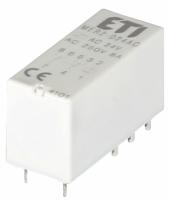 Реле электромеханическое миниатюрное MER2-024 AC 2p Арт. 2473033