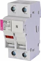 Разъединитель предохранителей EFD 8 1p+N LED Арт. 2520012