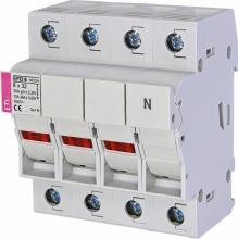 Разъединитель предохранителей EFD 8 3p+N NEON Арт. 2520025