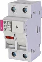 Разъединитель предохранителей EFD 10 1p+N LED Арт. 2540012