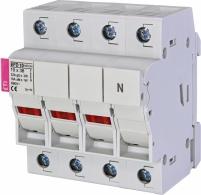 Разъединитель предохранителей EFD 10 3p+N NEON AD Арт. 2540325