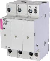 Разъединитель предохранителей PCF10 3-p+N-L Арт. 2550015