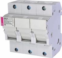 Разъединитель для цилиндрических предохранителей 14x51   EFD 14 3p Арт. 2560004