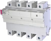 Разъединитель для цилиндрических предохранителей EFD 22 3p+N Арт. 2570005