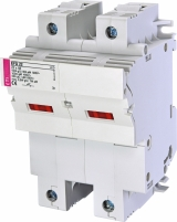 Разъединитель для цилиндрических предохранителей EFD 22 L 2p Арт. 2570013